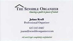 Sensible Organizer